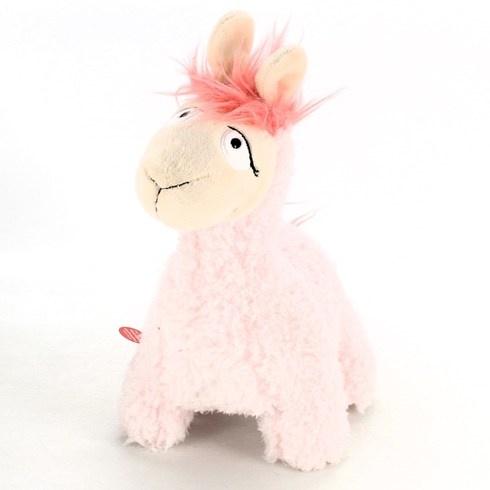 Lama s bluetooth Nici růžová
