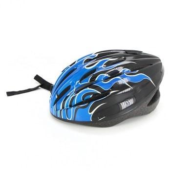 Cyklistická helma Neptune modročerná