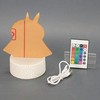 3D lampa Creative 3d lamp