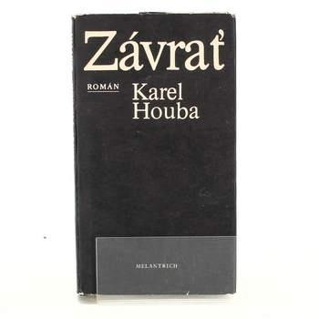 Kniha Karel Houba: Závrať