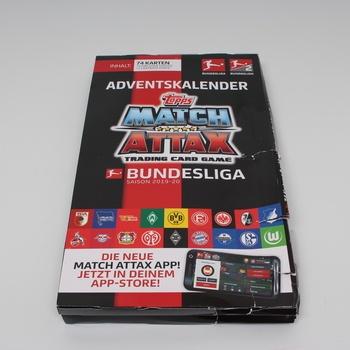 Adventní kalendář Topps Match Attax BL20-AC1