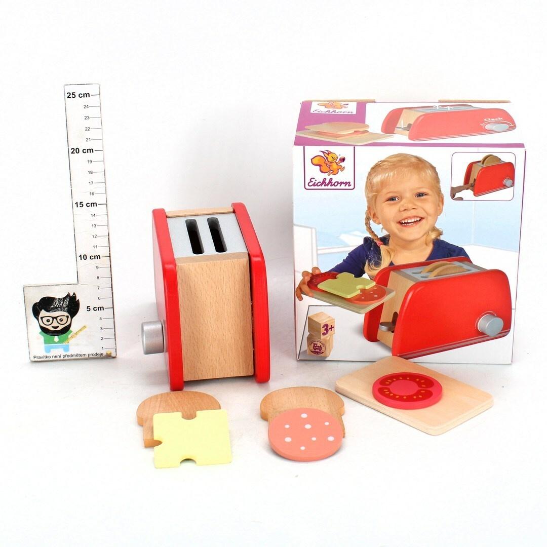 Toastovač Eichhorn pro nejmenší