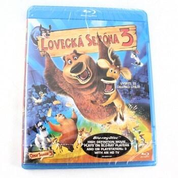 Blu-ray film Lovecká sezóna 3