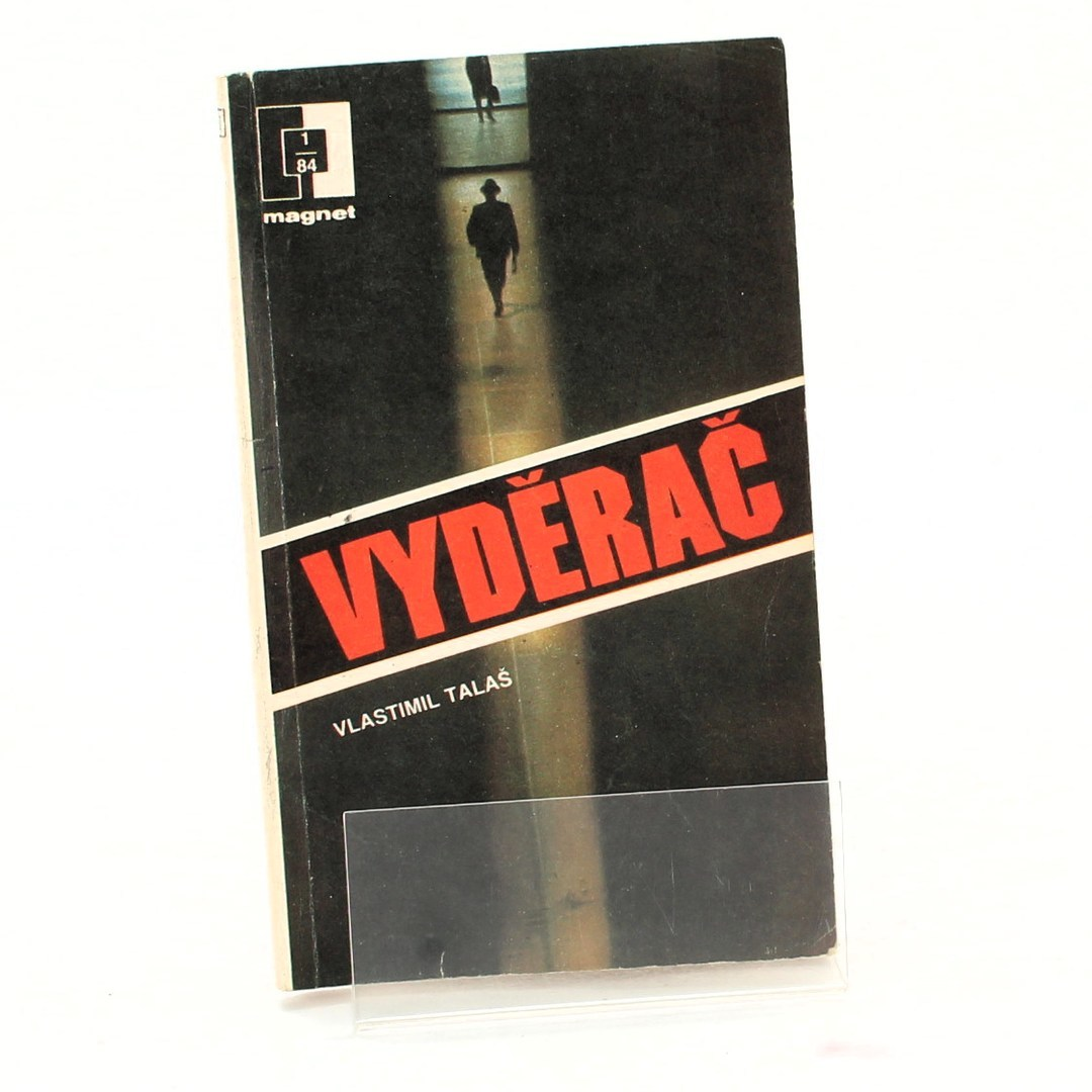 Kniha Vlastimil Talaš: Vyděrač