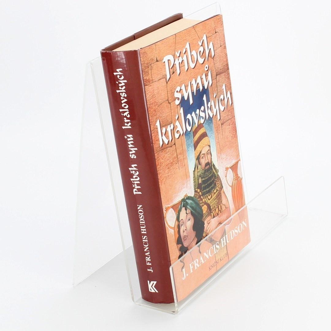 Kniha Příběh synů královských