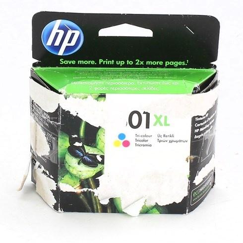 Inkoustová cartridge HP 301XL CH564EE
