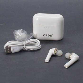 Bezdrátová sluchátka GRDE GL020