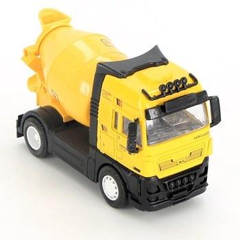 Domíchávač betonu Vgeby1 žlutý
