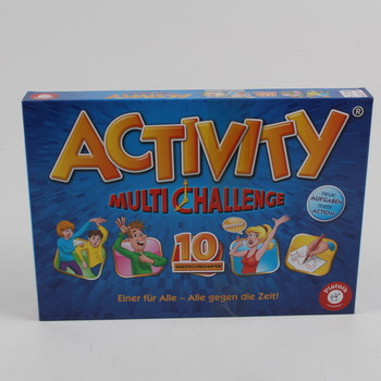 Hra Piatnik Activity Multi Challenge