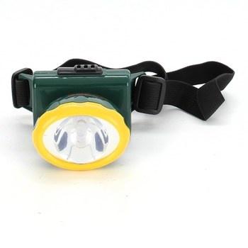 Dětská čelovka s popruhem Klein Bosch mini