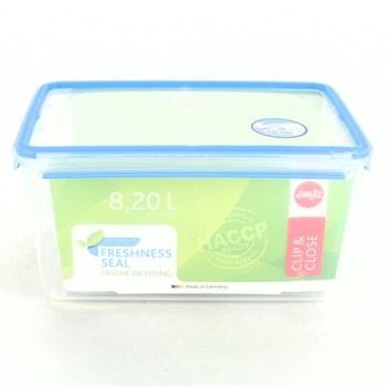 Plastový box Emsa Clip&Close 8,2 l