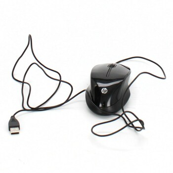Kabelová USB myš HP X1500