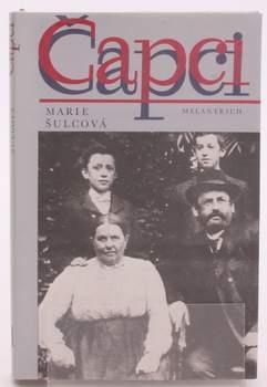 Kniha Marie Šulcová: Čapci