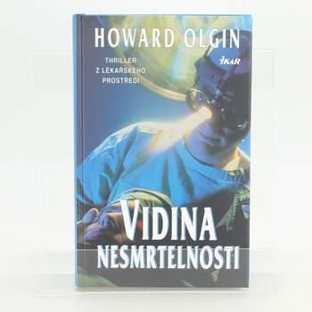 Kniha Vidina nesmrtelnosti Howard Olgin