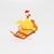 Společenská hra Mattel Gack, gack