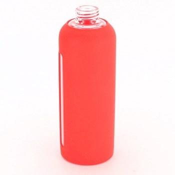 Silikonová skleněná láhev Sigg