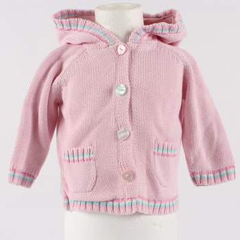 53b8738b37f6 Dětský svetr Marks   Spencer odstín růžové