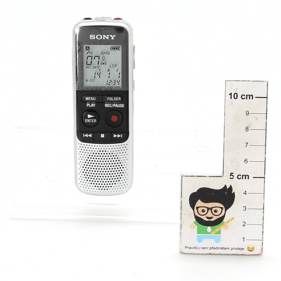 Digitální diktafon Sony ICD-BX140