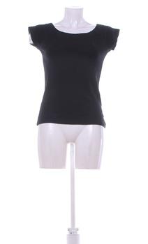 Dámské tričko Fishbone černé