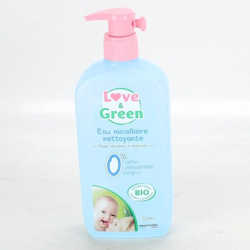 Dětská micelární voda Love and Green