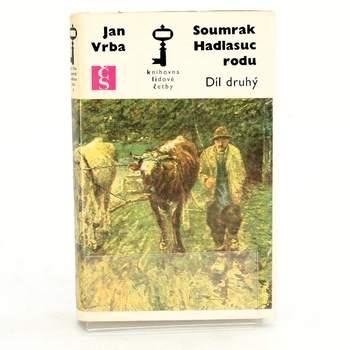 Román Soumrak Hadlasuc rodu II. Jan Vrba
