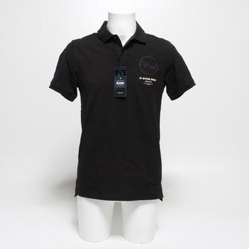 Pánské triko G-Star Raw D19338 černé vel. M