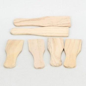 Dřevěná stěrka Easy Make KU6166