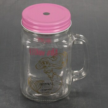 Skleněná nádoba Mason Jar,