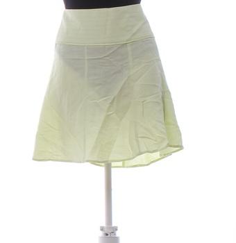 Dámská sukně Camaieu zelená