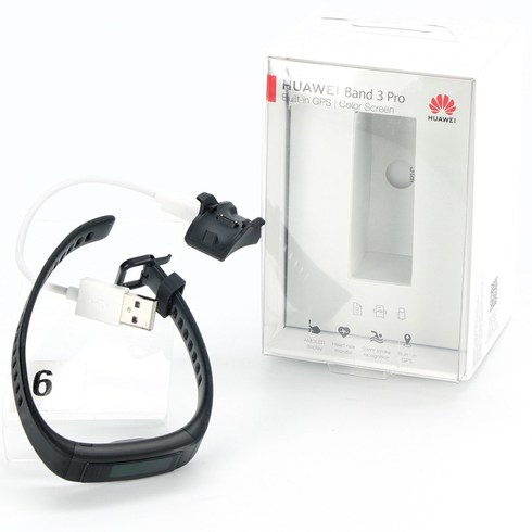 Fitness náramek Huawei Band 3 Pro