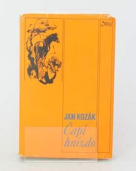 Kniha Jan Kozák: Čapí Hnízdo