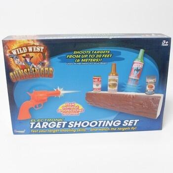 Střílení na plechovky Mac Toys