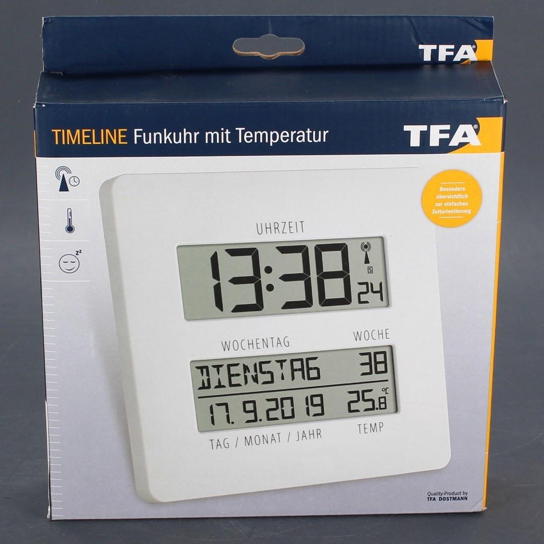 Meteostanice TFA Dostmann 60.4509.02