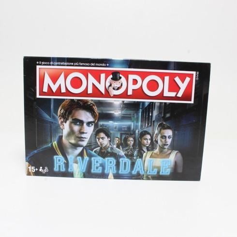 Desková hra Winning Moves Monopoly Riverdal