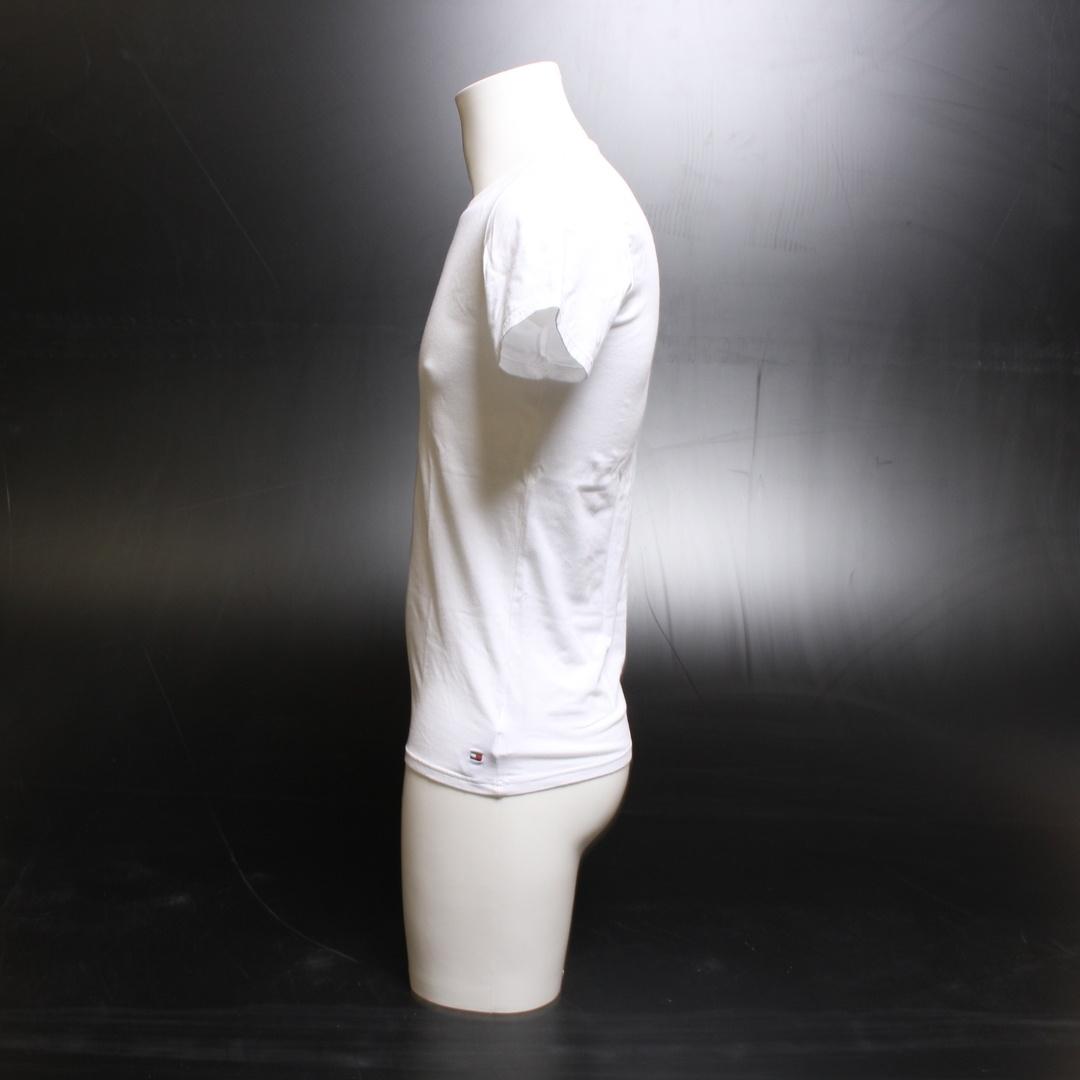 Pánské tričko Tommy Hilfiger, bílé