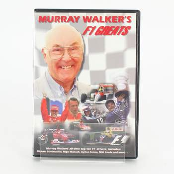 DVD Murray Walkers F1 Greats