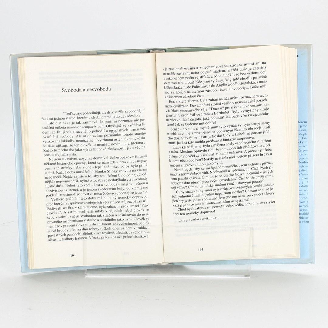 Kniha Rozptýlené paprsky