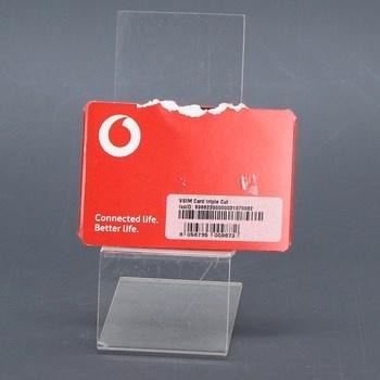 Síťová karta Vodafone V-SIM Smart