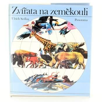 Kniha Zvířata na zeměkouli Ulrich Sedlag