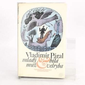 Kniha V. Páral: Mladý muž a bílá velryba