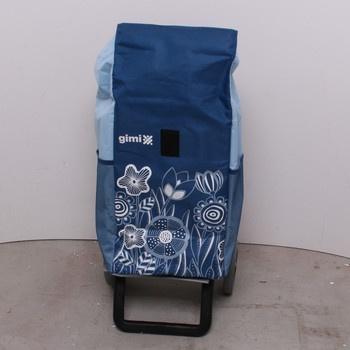 Vozík s nákupní taškou Gimi