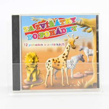 CD Za zvířátky do pohádky   Jan Krůta