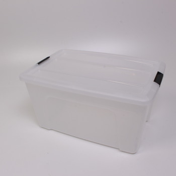 Plastový box s víkem Iris New Top box 103424