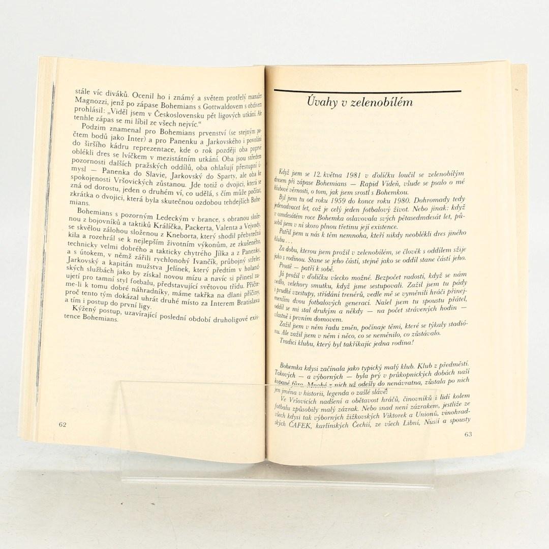 Kniha Davídek, Oktábec: Sólo pro panenku