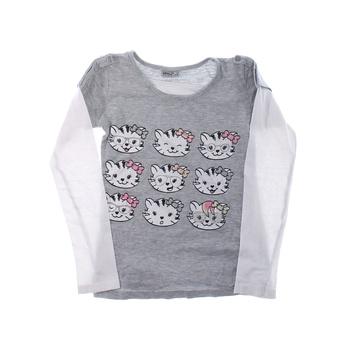 Dětské tričko s potiskem koček
