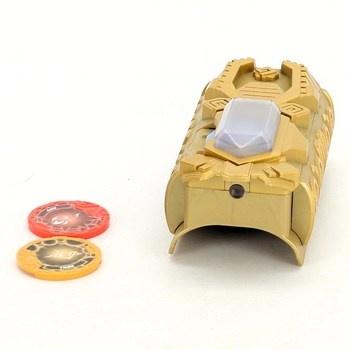 Náramek Gormiti zlaté barvy GRM06000