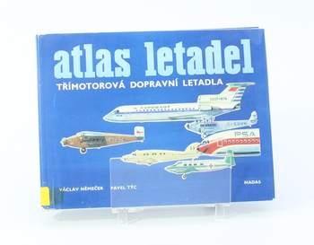 Kniha Václav Němeček, Pavel Týc: Atlas letadel