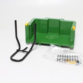 Závěs za traktor Rolly Toys 408931 zelený