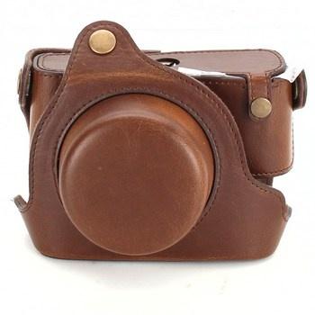 Pouzdro na fotoaparát MegaGear MG662 kožené