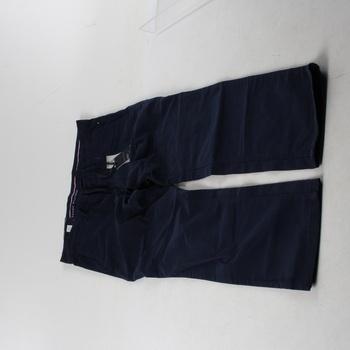 Kalhoty Tommy Hilfiger modré
